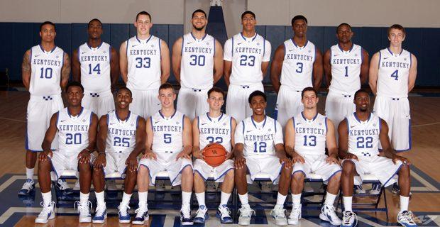 Kentucky Basketball Ranking The Top Five Wildcats Players: 2011-2012 Kentucky Basketball Roster