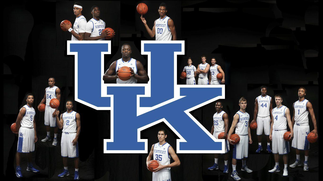 University Of Kentucky Basketball 2013 2014 Photo: New desktop wal...